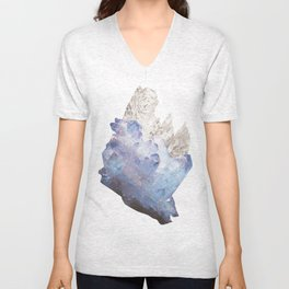 Crystalize III Unisex V-Neck