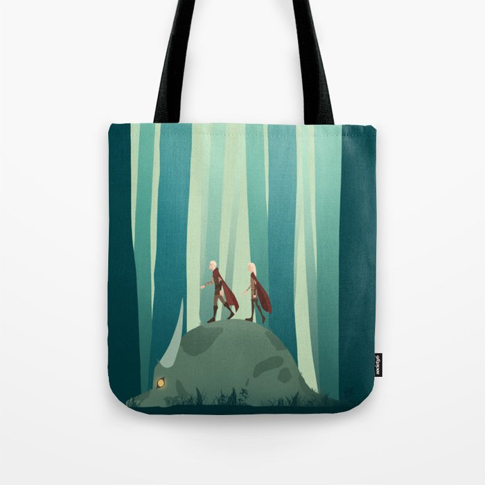 Trollhunters Tote Bag