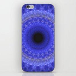 Winter Mandala iPhone Skin