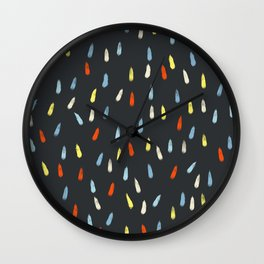 Inapertwa Wall Clock