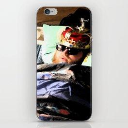 King Einar iPhone Skin