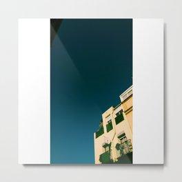 Los tejados (roofs) Metal Print