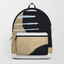 1111 Full Circle Abstract  Backpack