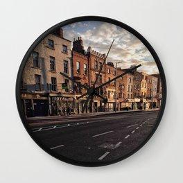 Sunrise Dublin Wall Clock