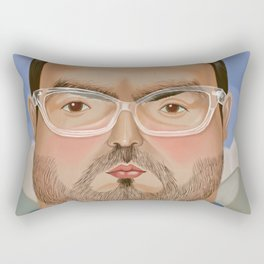 KSPER BOTERO Rectangular Pillow
