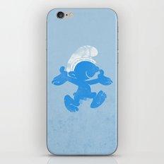 KRAZY BLUE iPhone & iPod Skin