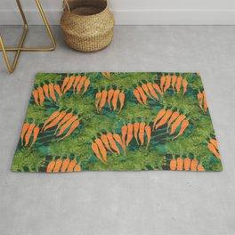 carrots Rug
