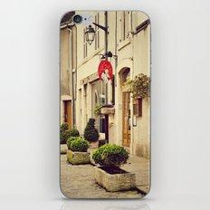 Le P'tit Paradis, Beaune France Storefront iPhone & iPod Skin