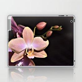 Dark Orchid Beauty Laptop & iPad Skin