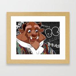 The Coogi Beast Framed Art Print
