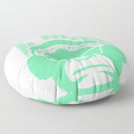 Gorilla DJ Floor Pillow