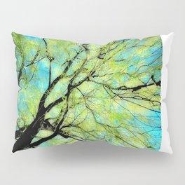 Sunny Canopy Top Pillow Sham