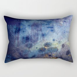 Blurple Rectangular Pillow