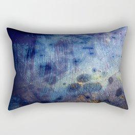 Blurple Rectangular Pillow