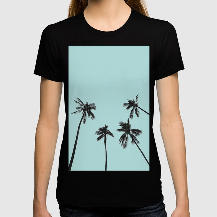 Palm trees 5 T-shirt