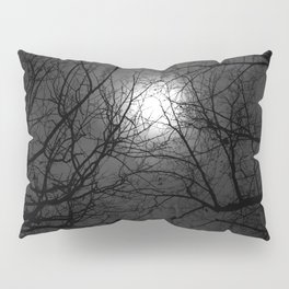 Heart and Lungs of the Night Sky Pillow Sham