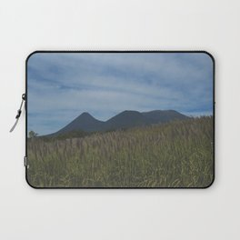 View To The Volcanoes. Laptop Sleeve