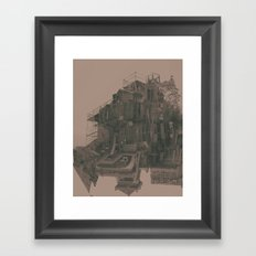 extend Framed Art Print