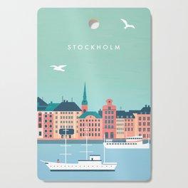 Stockholm Cutting Board