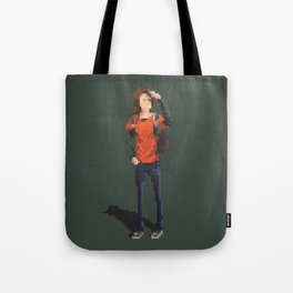 Ellie The last of us Pixel Art Tote Bag