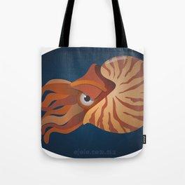 nautilus eye Tote Bag