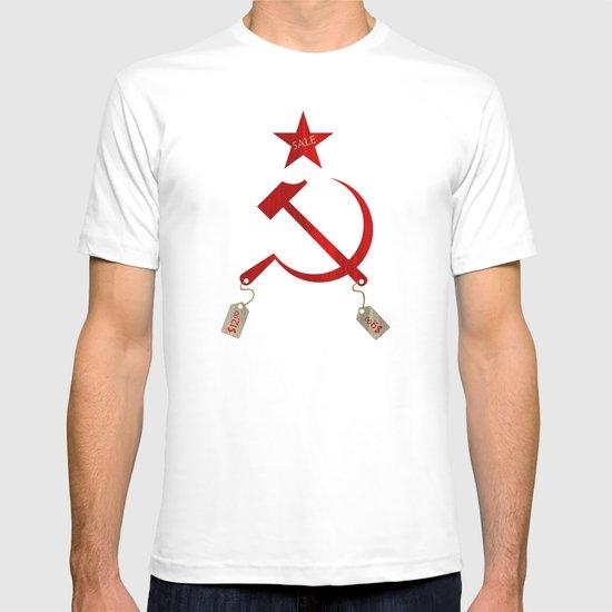 Communism vs. Capitalism T-shirt