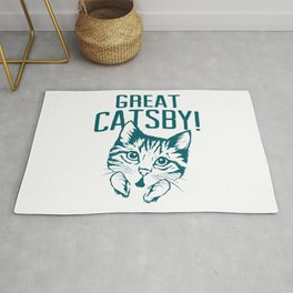 Great Catsby Rug