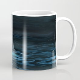whale of the night Coffee Mug