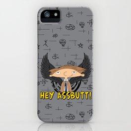 Hey Assbutt! iPhone Case