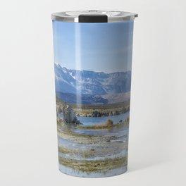 Mono Lake Tufa, No. 5 Travel Mug