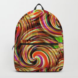 Frosting of the cake.... Backpack