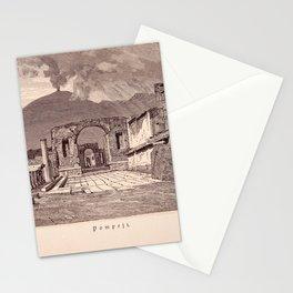 Pompeji Stationery Cards
