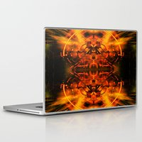 pilot Laptop & iPad Skins featuring Pilot Light by Robin Curtiss