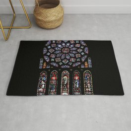 rosette cathedral Rug