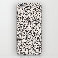 stone iPhone & iPod Skins featuring Stone by Demi Goutte