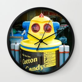 Mr. Robot Wall Clock