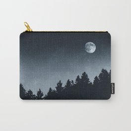 Under Moonlight Carry-All Pouch