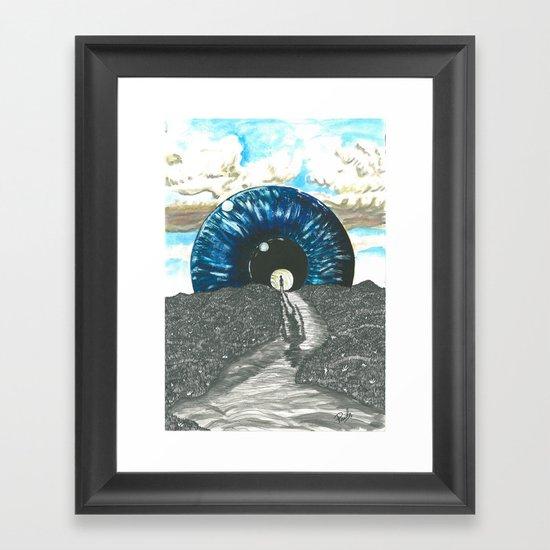 20312 Framed Art Print
