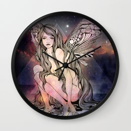 Flight revamped Wall Clock