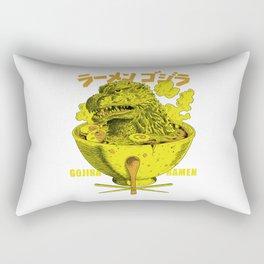 Gojira Ramen Rectangular Pillow