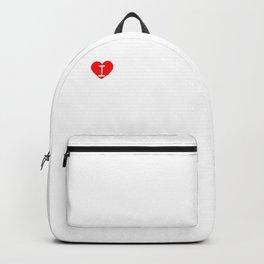 I Heart MORRIGAN | Love MORRIGAN Backpack