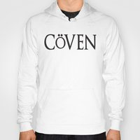 coven Hoodies featuring Coven by Ami Leigh Barrett