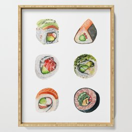 Sushi Serving Tray