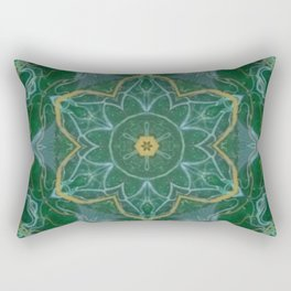 Blue Dreaming Rectangular Pillow