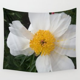 White Beauty by Teresa Thompson Wall Tapestry