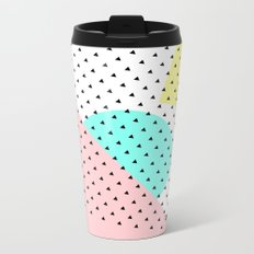 Arty Metal Travel Mug