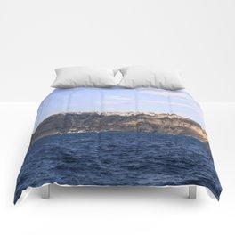 Santorini, Greece 17 Comforters