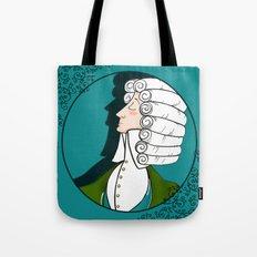 Baroque & Roll Tote Bag