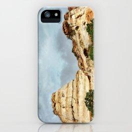 Ghost Rocks iPhone Case