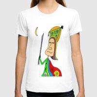 samurai T-shirts featuring SAMURAI by Joe Pansa